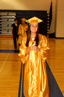 Senior Honors Convocation 2015