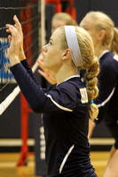 Berkeley Premier Volleyball Action 2014