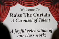 Raise the Curtain Fall Performance 2014